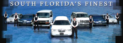 s. florida limo fleet